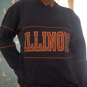 University of Illinois Crewneck